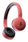 Bluetooth Аудио Слушалки Music Sound, Червени