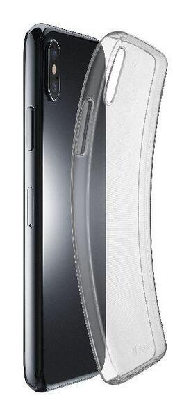 Прозрачен калъф Fine за iPhone X/XS