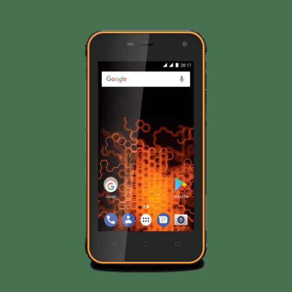 Телефон myPhone Hammer Active, Оранжев