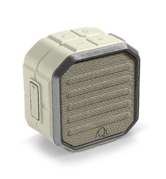 Bluetooth колонка Muscle AQL, Бяла