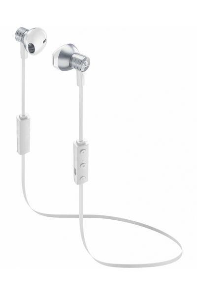 Bluetooth стерео слушалки WILD AQL, Бели