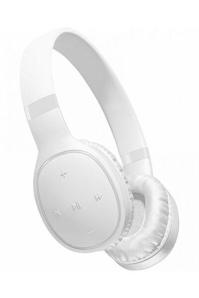 Bluetooth Слушалки Kosmos AQL, Бели