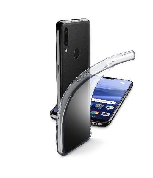 Прозрачен калъф Fine за Huawei P20 Lite