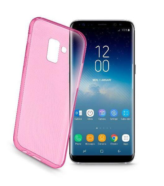 Style калъф за Samsung Galaxy S9, Розов