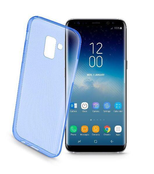 Style калъф за Samsung Galaxy S9, Син