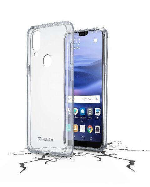 Прозрачен калъф ClearDuo за Huawei P20 Lite