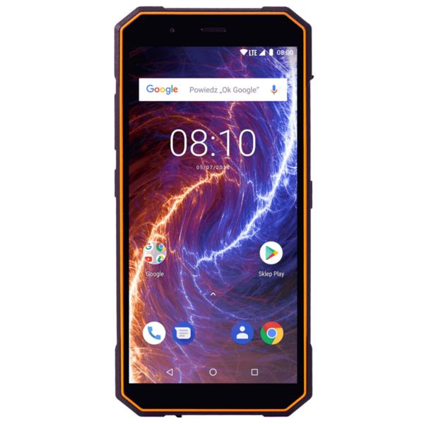 Телефон myPhone Hammer Energy 18x9, Оранжев