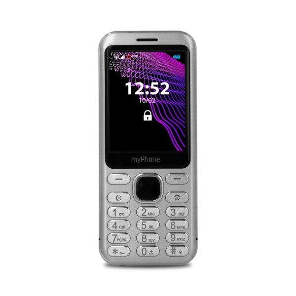Телефон myPhone Maestro, Сив