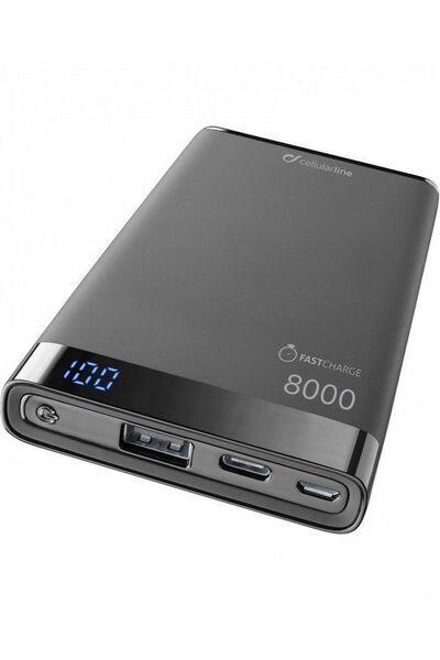 Външна батерия Manta S 8000mAh USB-C