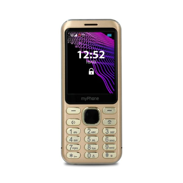 Телефон myPhone Maestro, Златен