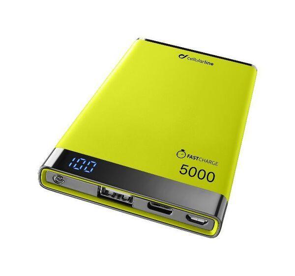 Външна батерия Manta S 5000mAh USB-C