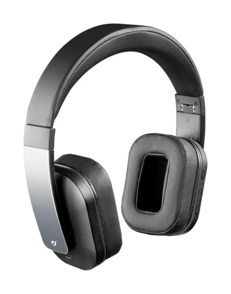 Bluetooth Слушалки Alpha, Черни
