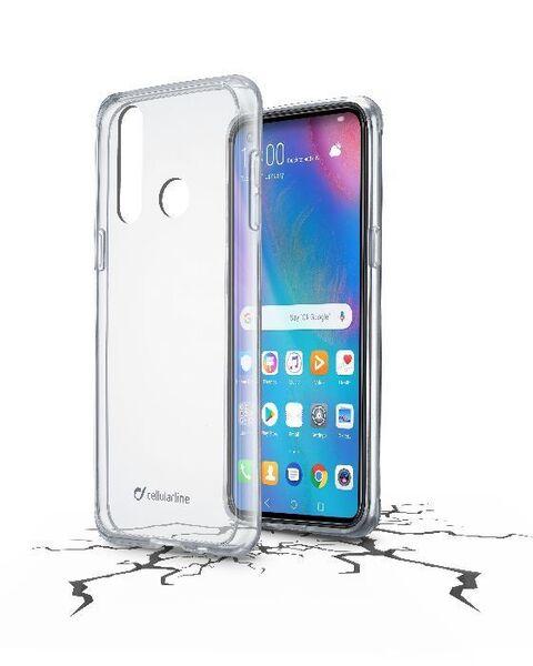 Прозрачен твърд калъф ClearDuo за Huawei P30 Lite