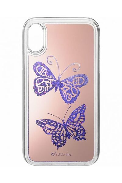 Калъф Stardust за iPhone X/XS, Butterfly