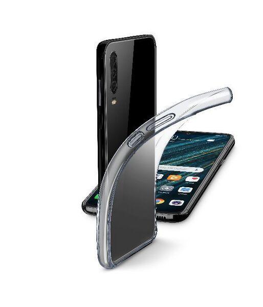 Прозрачен калъф Fine за Huawei P30