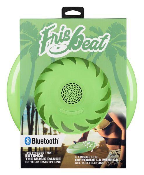 Фризби Bluetooth колонка Frisbeat, Зелена