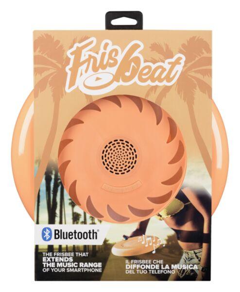 Фризби Bluetooth колонка Frisbeat, Оранжева