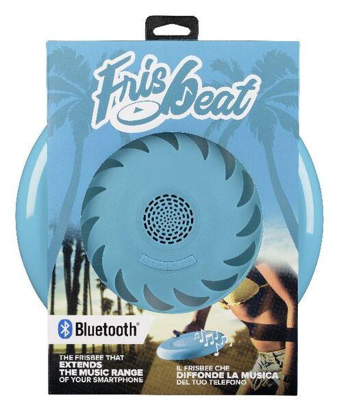 Фризби Bluetooth колонка Frisbeat, Синя