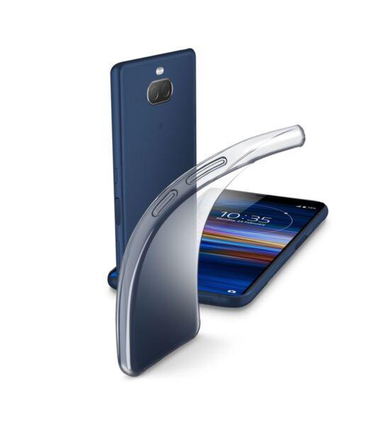 Прозрачен калъф Fine за Sony Xperia 10 Plus