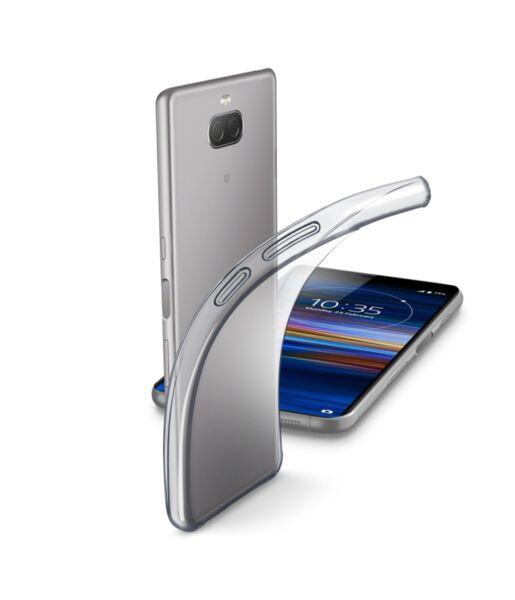 Прозрачен калъф Fine за Sony Xperia 10
