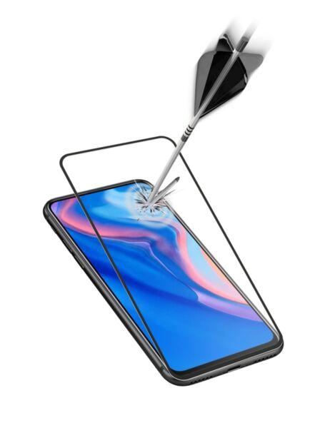 Закалено стъкло за Huawei P Smart Z, Черно