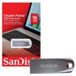 Флаш памет SanDisk USB Cruzer Force 16GB