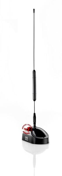 Активна Стайна Антена за Цифрова Tелевизия DVB-T 28dB 5км SV9311
