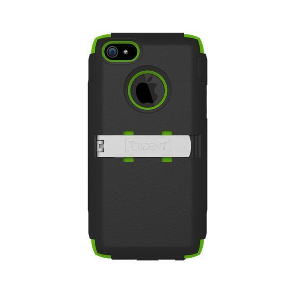 Усилен калъф Trident Kraken за iPhone 5/5S/SE зелен/черен