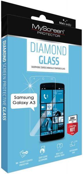 Закалено стъкло Diamond glass за Samsung Galaxy A3