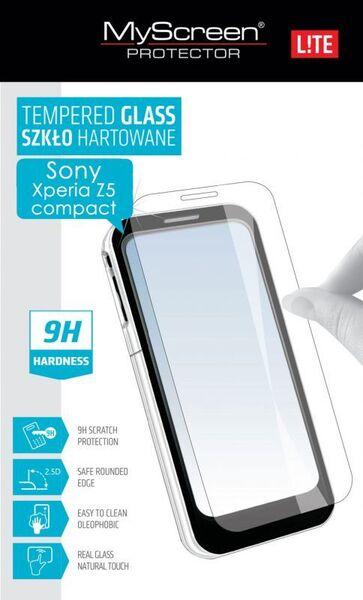 Закалено стъкло Lite glass за Sony Xperia Z5 Compact