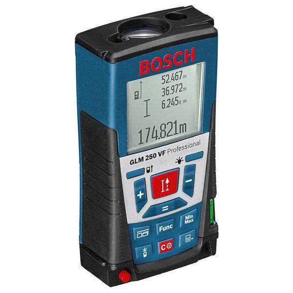 Ролетка лазерна 250м, Bosch GLM 250 VF