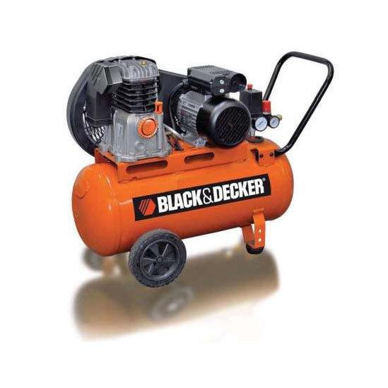 Компресор за въздух 10 bar, 100 л, 2HP, 230V, Black & Decker BD220-100-2M