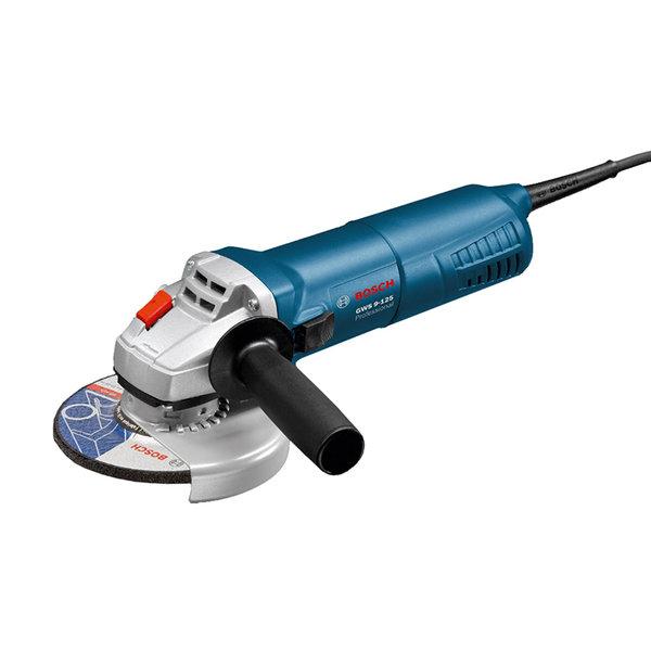 Ъглошлайф ф125, 900W, 2800-11000 об./мин., Bosch GWS 9-125 S Professional