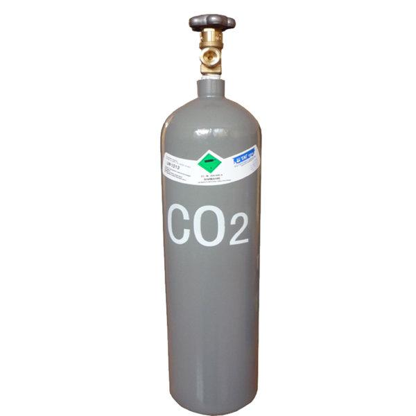 Бутилка Co2 / Въглероден диоксид 3 литра / 2 кг.