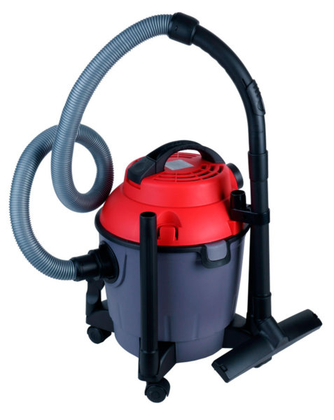 Прахосмукачка за сухо и мокро почистване 1250w, 18л, 16 kPa, RAIDER RD-WC01