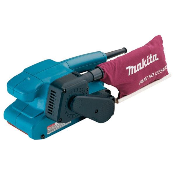 Шлайф лентов Makita 9911 650W, 75-270 м/мин, 457х76 мм