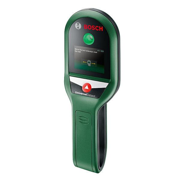 Детектор за напрежение за метал, дърво, кабел, Bosch UniversalDetect
