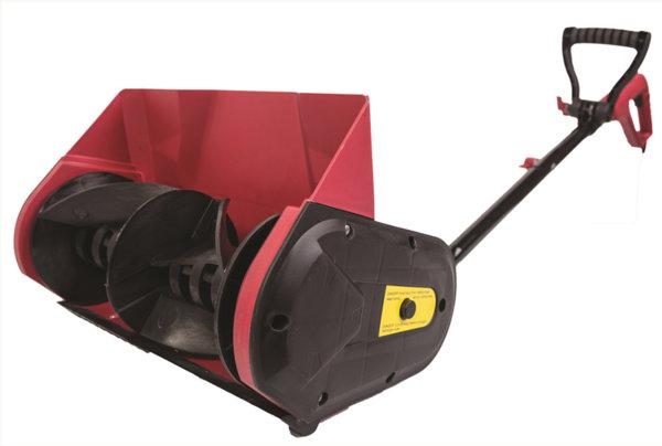 Снегорин електрически 1300W, изхвърляне: 2-6 метра, RAIDER RD-ST01