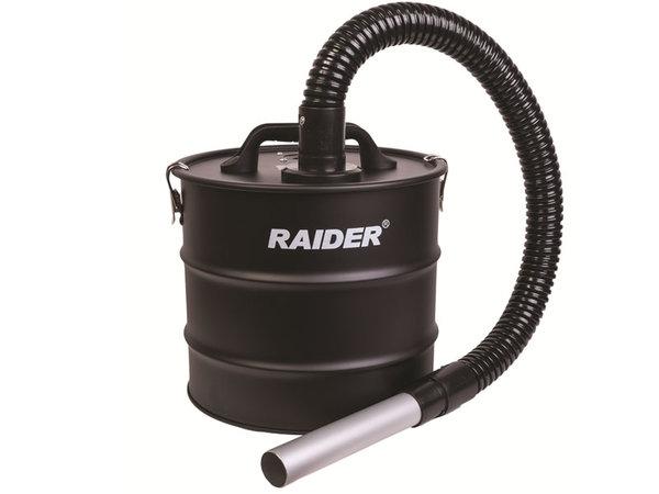 Контейнер за пепел метален за прахосмукачка 18L, RAIDER