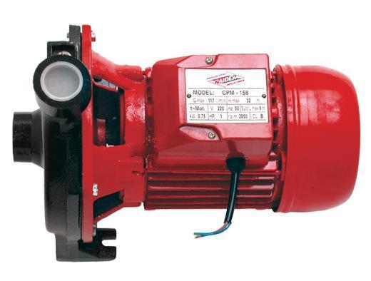 Помпа водна 1 цол, 750W, напор 28м, RAIDER RD-CPM158