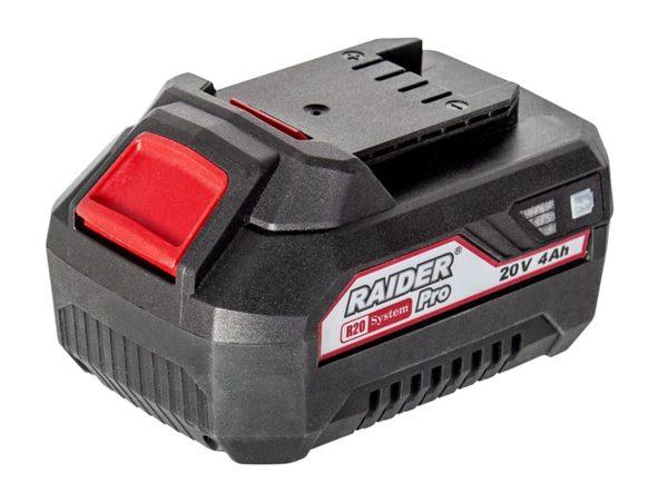 Батерия Акумулаторна 4Ah, 20V DC за серията RAIDER R20 System