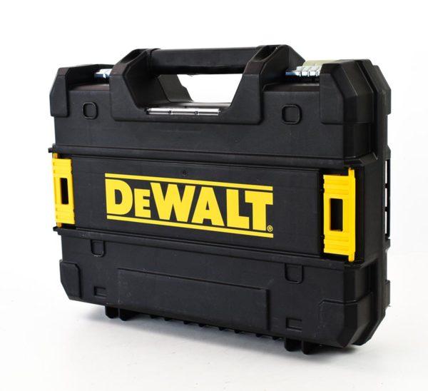 Куфар пластмасов за машини, за акумулаторни винтоверти, 350х130х440 мм, DeWALT N442424