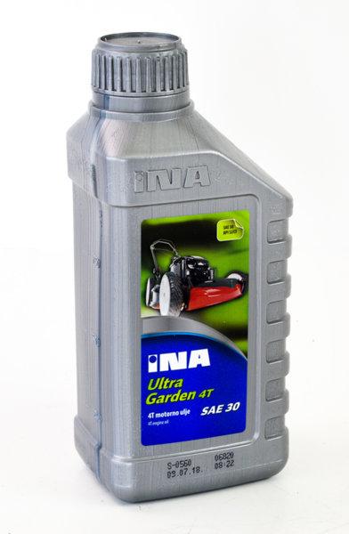 Четиритактово масло минерално 1л, INA Ultra Garden 4T