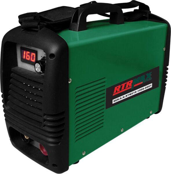Инверторен електрожен 160 ампера, RTRMAX RTM516