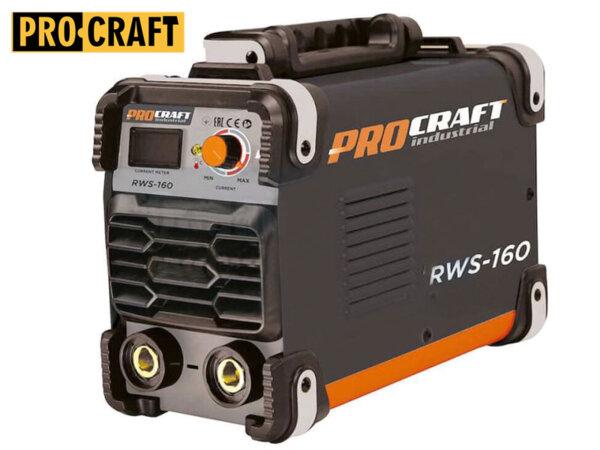 Инверторен електрожен PROCRAFT Industrial RWS160