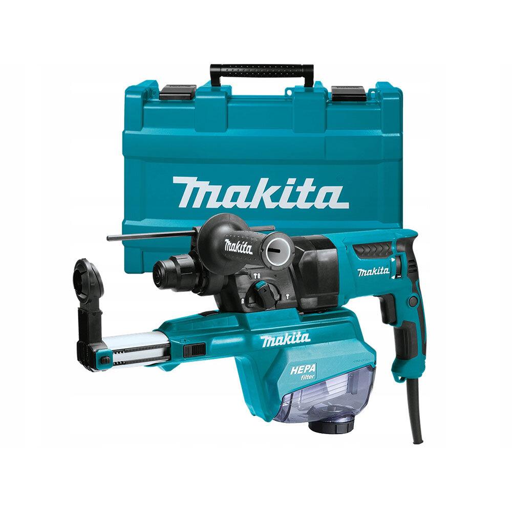 Перфоратор електрически Makita HR2652, 800W, SDS-Plus, 2.2J