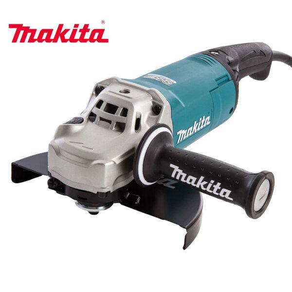 Ъглошлайф електрически Makita GA9061R, 2200W, 230мм, 6600 мин-1