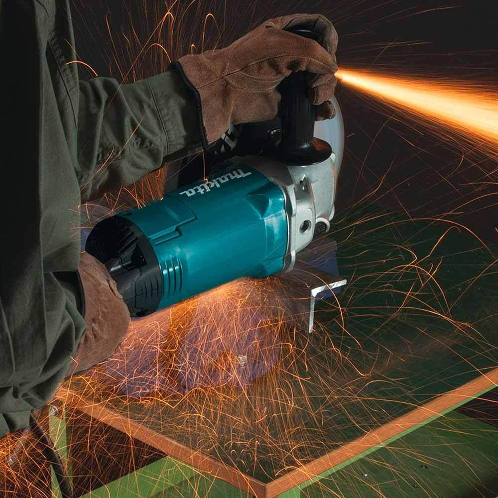 Ъглошлайф електрически Makita GA9061R, 2200W, 230мм, 6000 мин-1