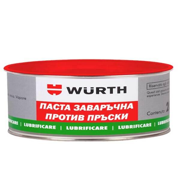 Заваръчна паста за защита от пръски при заваряване WURTH 200 гр.