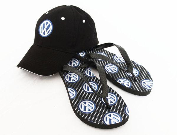 VOLKSWAGEN ανδρικά σανδάλια και Καπέλο με γείσο